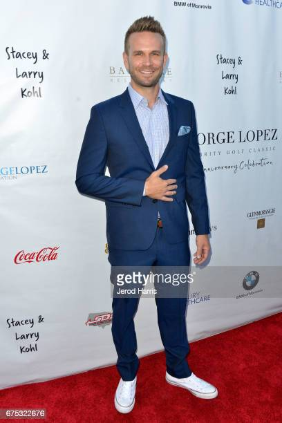 John Brotherton attends the George Lopez Foundation 10th Anniversary Celebration Party at Baltaire on April 30 2017 in Los Angeles California