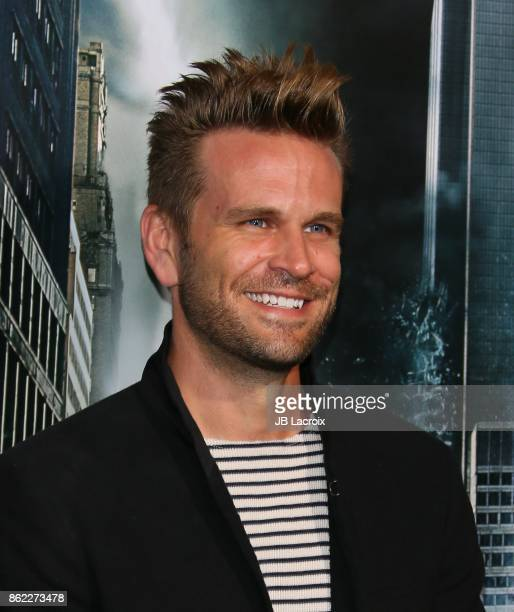 John Brotherton attends the premiere of Warner Bros Pictures' 'Geostorm' on October 16 2017 in Hollywood California
