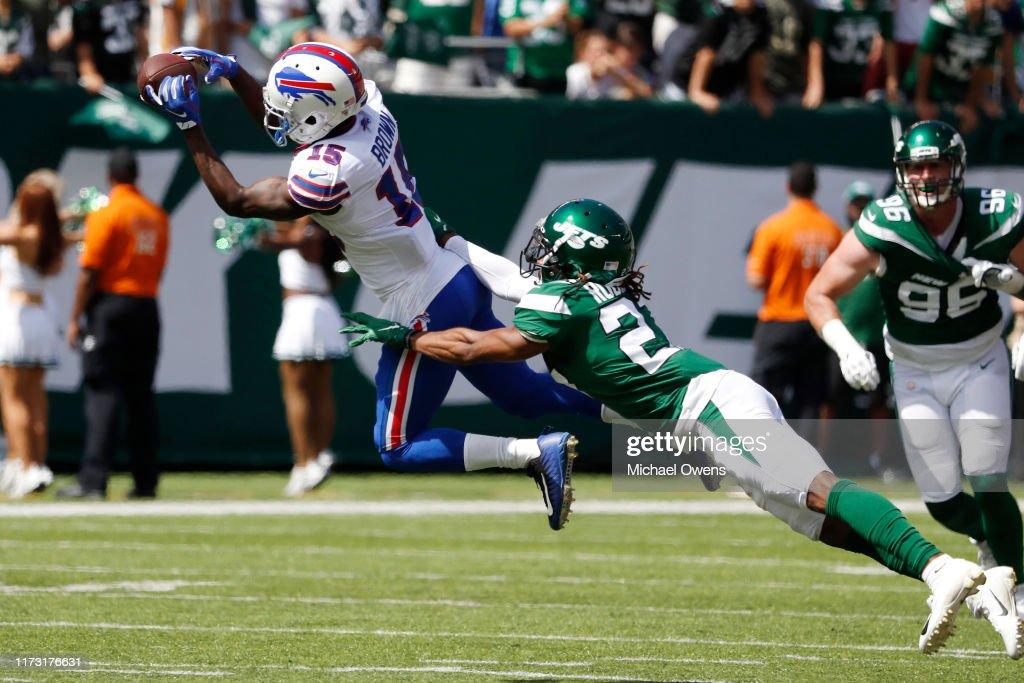 Buffalo Bills vNew York Jets : News Photo