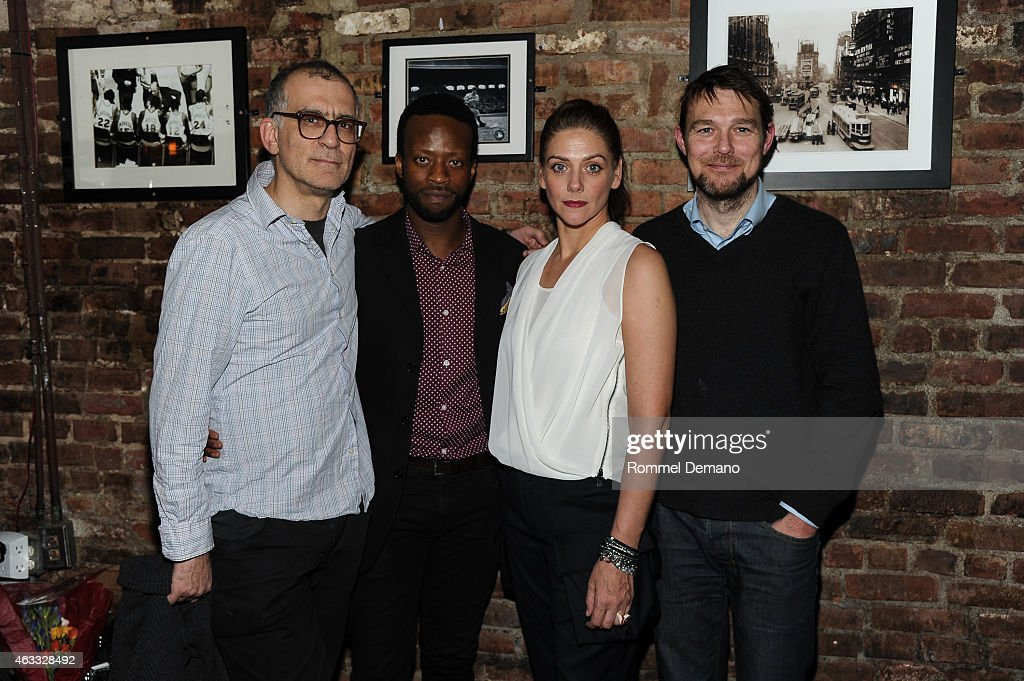 """New York Theatre Workshop's """"The Events"""" Opening Night"""