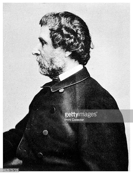 John C Fremont American soldier explorer and presidential candidate c1870 Fremont undertook several surveying expeditions to the West in the 1830s...