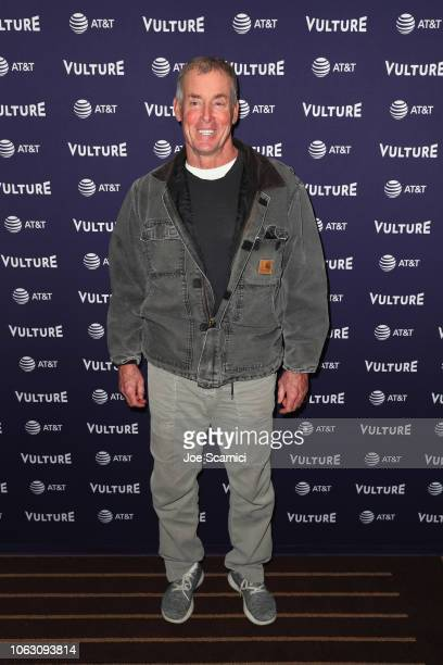 John C McGinley attends 'Scrubs Reunion' during Vulture Festival presented by ATT at Hollywood Roosevelt Hotel on November 17 2018 in Hollywood...