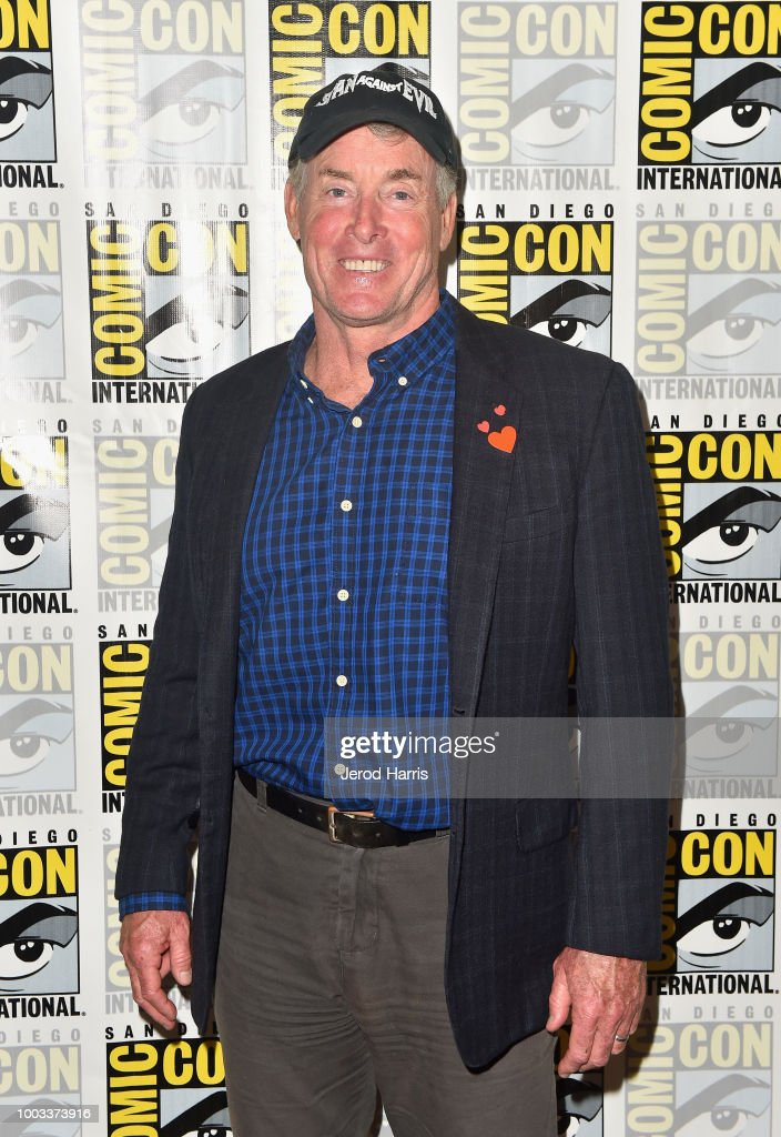 "Comic-Con International 2018 -  IFC's ""Stan Against Evil"" Press Line"