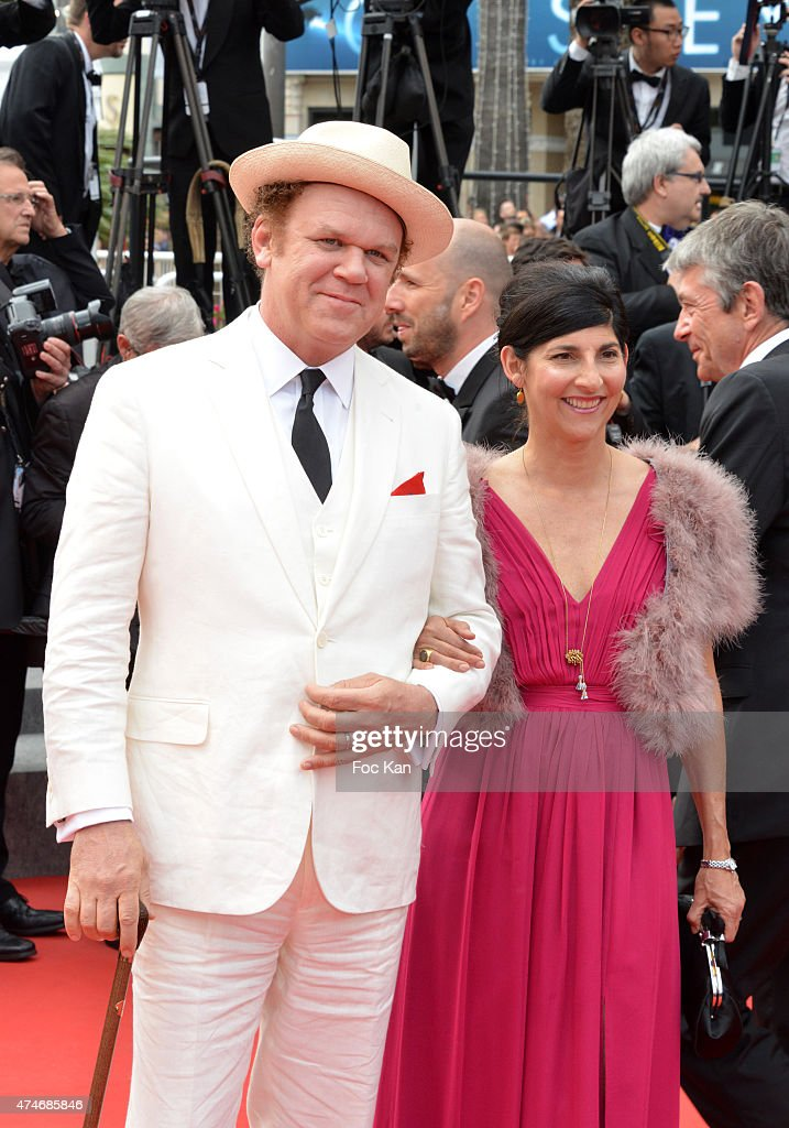 John C Reilly attends the closing ceremony and Premiere of 'La Glace Et Le Ciel' ('Ice And The Sky') during the 68th annual Cannes Film Festival on May 24, 2015 in Cannes, France.