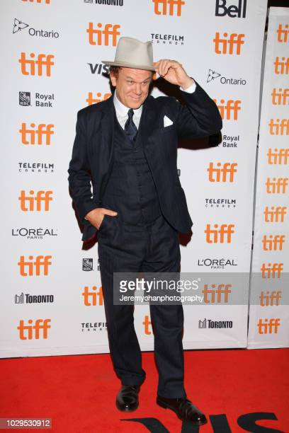 """John C. Reilly attends the """"The Sisters Brothers"""" Premiere during the 2018 Toronto International Film Festival at Princess of Wales Theatre on..."""