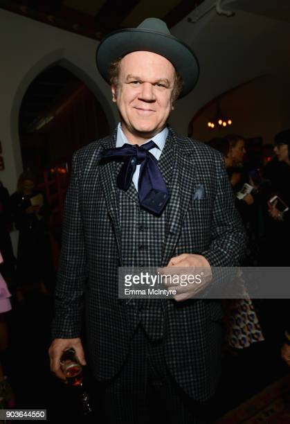 John C Reilly attends Vanity Fair And Focus Features Celebrate The Film Phantom Thread with Paul Thomas Anderson at the Chateau Marmont on January 10...