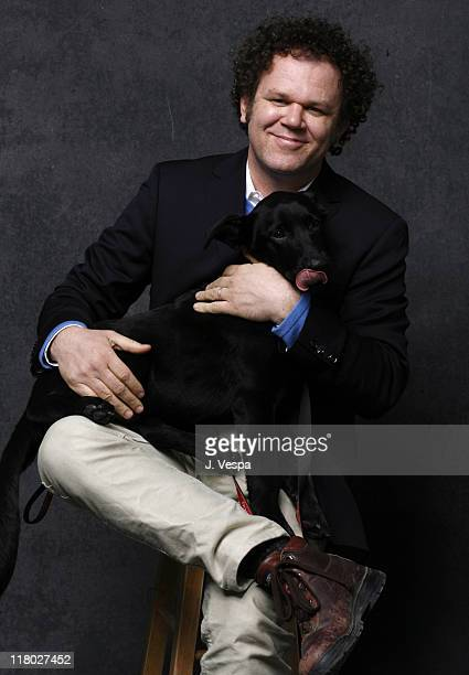 John C Reilly during 2007 Sundance Film Festival 'Year of the Dog' Portraits at Delta Sky Lodge in Park City Utah United States
