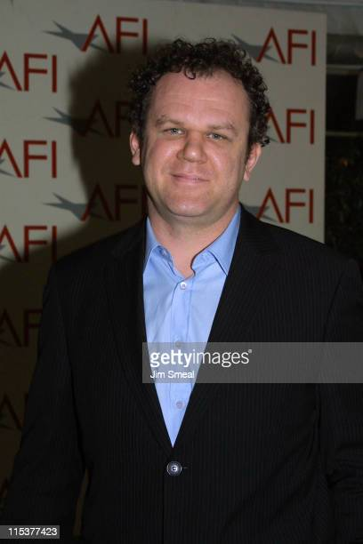 John C. Reilly during AFI Awards 2003 at Four Seasons Hotel in Los Angeles, CA, United States.