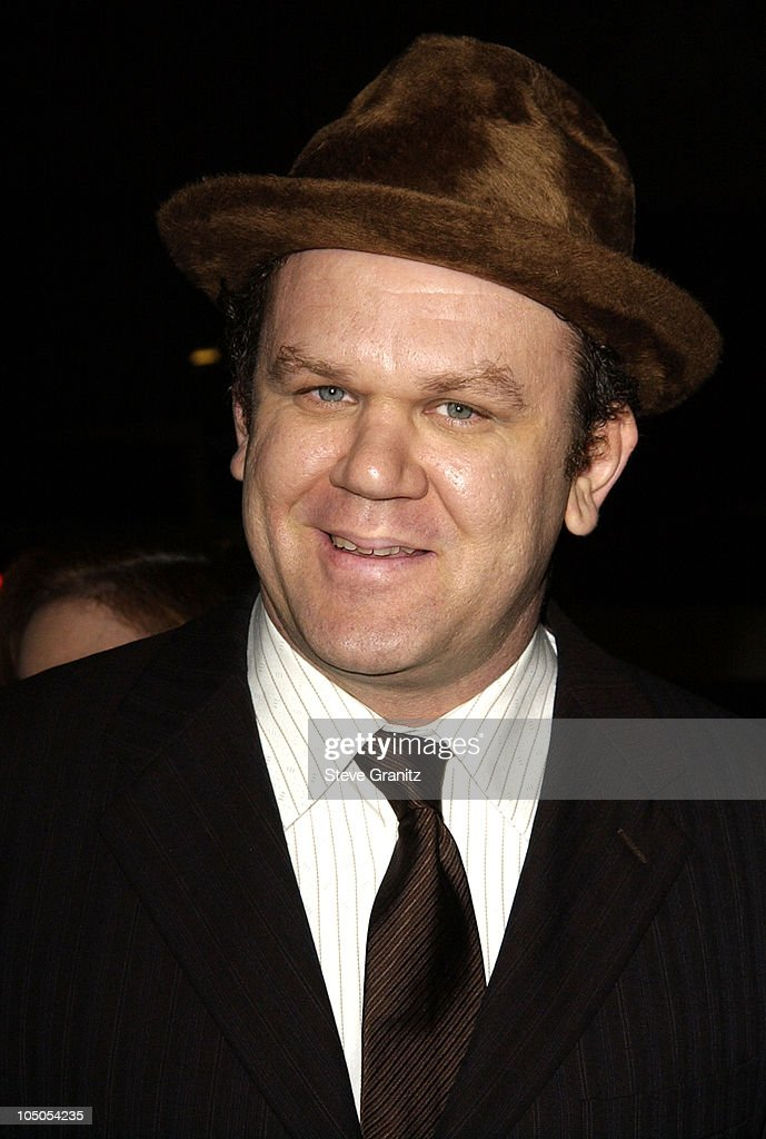 John C. Reilly during 'Chicago' Premiere in Los Angeles at The Academy in Beverly Hills, California, United States.