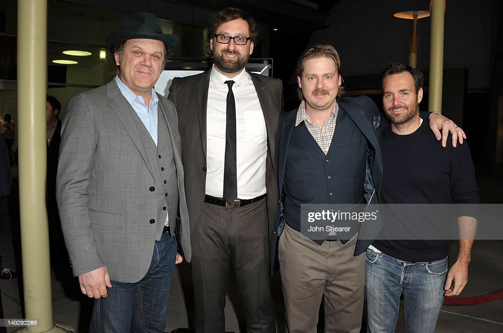 """Tim And Eric'$ Billion Dollar Movie"" Los Angeles Premiere - Arrivals : News Photo"