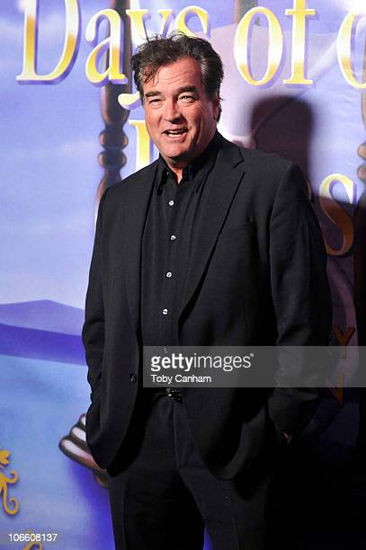 "John Callahan poses for a picture at the ""Days Of Our Lives"" 45th Anniversary Party held at The House Of Blues on November 6, 2010 in West Hollywood,..."