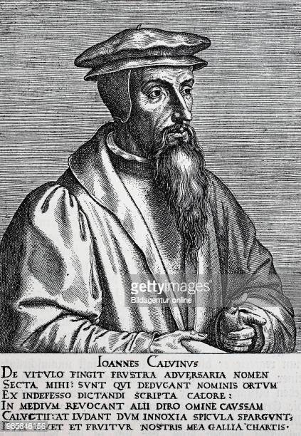 John Calvin 10 July 1509 27 May 1564 was a reformer of French descent and founder of Calvinism he was considered a representative of a kerygmatic...