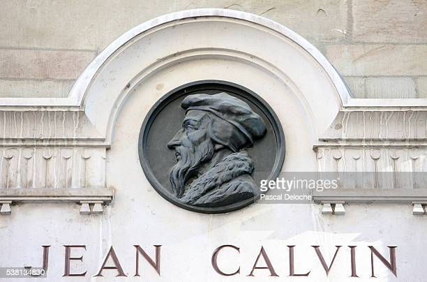 John Calvin - French reformer and theologian.