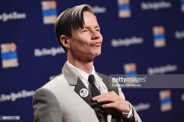 John Cameron Mitchell attends IFP's 27th Annual Gotham Independent Film Awards on November 27 2017 in New York City