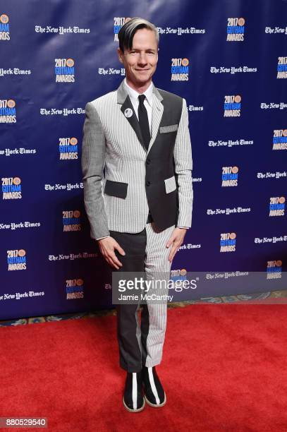 John Cameron Mitchell attends the 2017 IFP Gotham Awards at Cipriani Wall Street on November 27 2017 in New York City