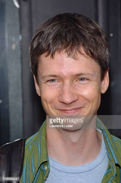 John Cameron Mitchell during Last Days New York City Premiere Arrivals at Sunshine Theater in New York City New York United States