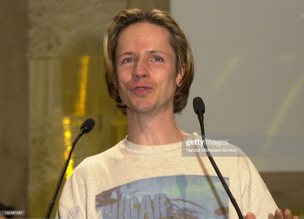 Sundance 2001 - Awards Ceremony : News Photo