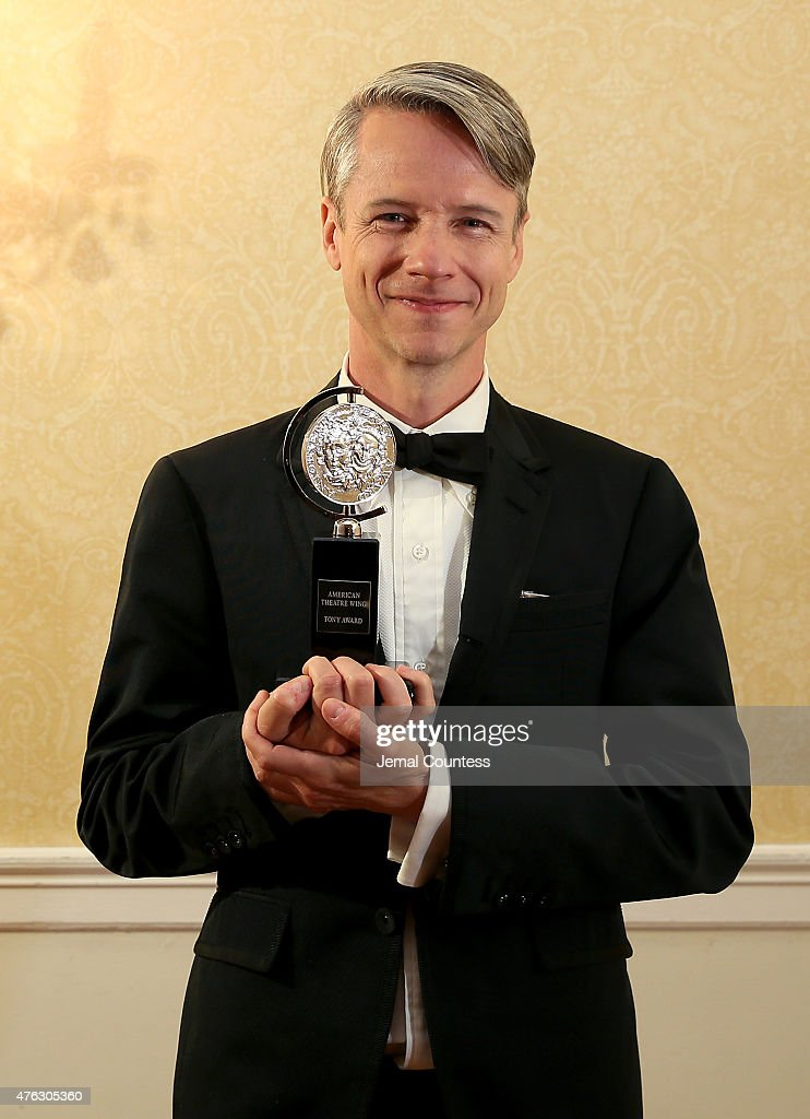 2015 Tony Awards - Press Room