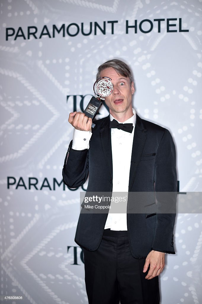 2015 Tony Awards - Paramount Hotel Winners' Circle