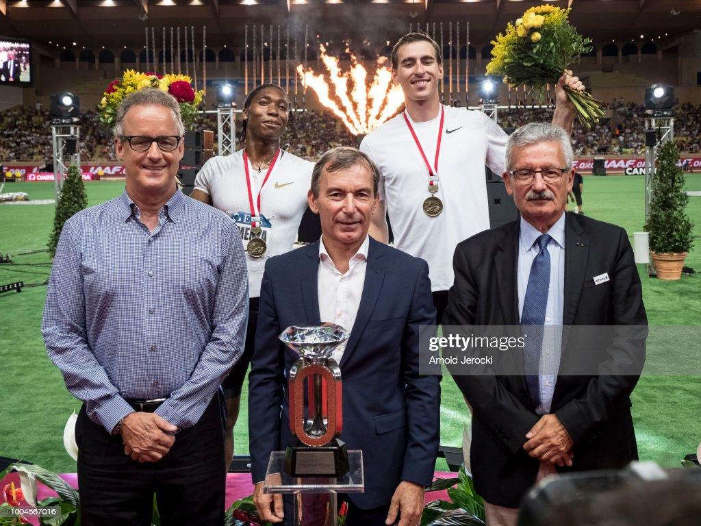 IAAF Diamond League - Meeting Herculis Monaco 2018 : News Photo