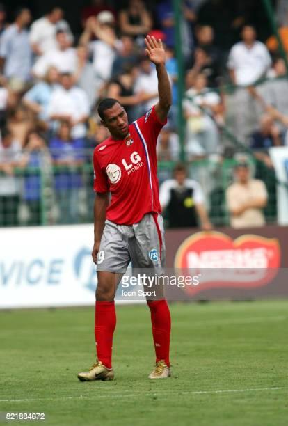 John CAREW - Lyon / Auxerre - - Trophee des Champions a l'Abbe Deschamps