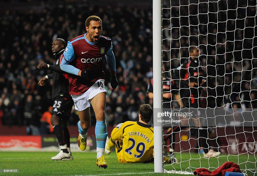 Aston Villa v Stoke City - Premier League