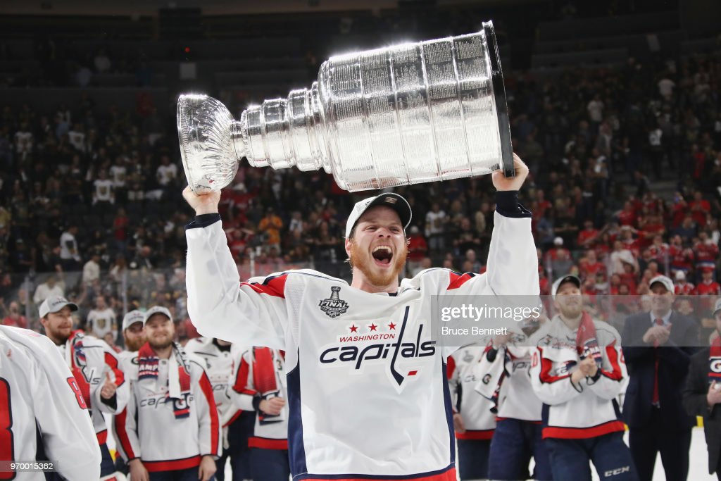 2018 NHL Stanley Cup Final - Game Five : News Photo