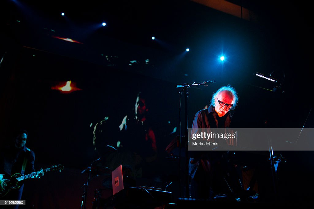 John Carpenter Performs At The Troxy