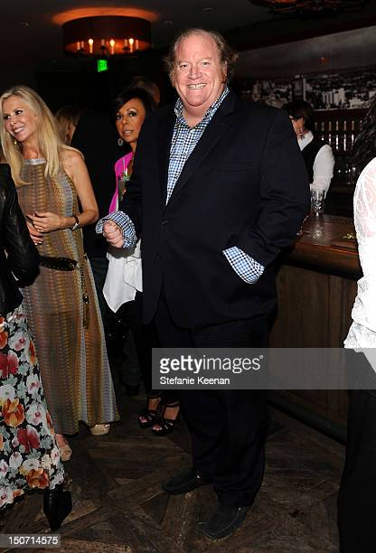 John Carrabino attends the book release of The After Wife by Gigi Levangie Grazer sponsored by Caliche Rum on August 24 2012 in West Hollywood...