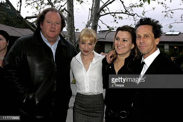 John Carrabino Renee Zellweger Krista Smith and Brian Grazer