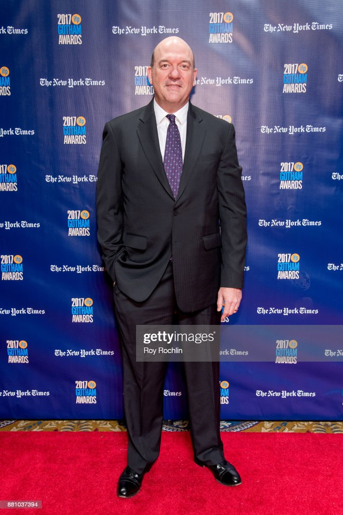 John Carroll attends the 2017 IFP Gotham Awards at Cipriani Wall Street on November 27, 2017 in New York City.