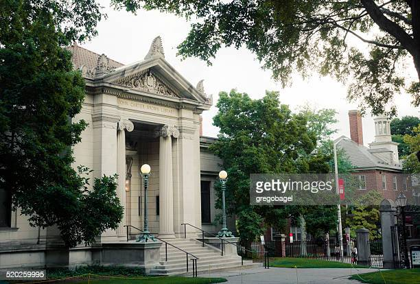 john carter brown library in providence, rhode island - brown university stock pictures, royalty-free photos & images