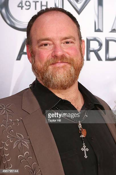 John Carter Cash attends the 49th annual CMA Awards at the Bridgestone Arena on November 4 2015 in Nashville Tennessee