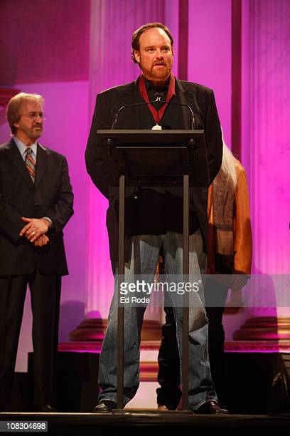 John Carter Cash attends the GMA Gospel Music Hall of Fame Induction Ceremony at Trinity Music City on January 24, 2011 in Hendersonville, Tennessee.