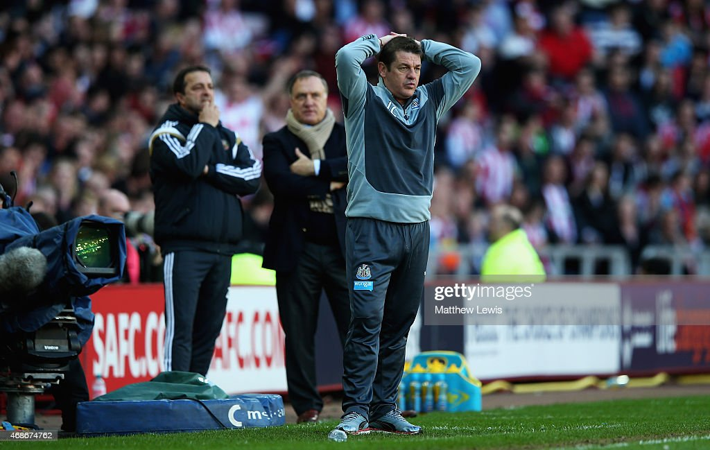 Sunderland v Newcastle United - Premier League : News Photo