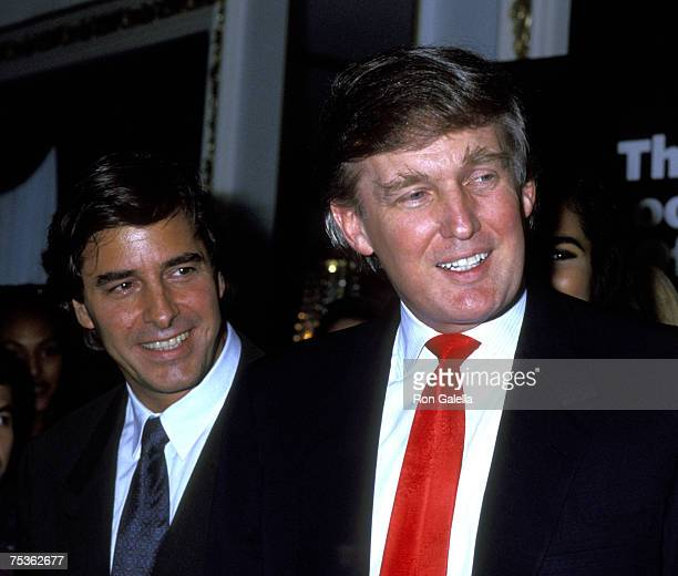 John Casablancas and Donald Trump