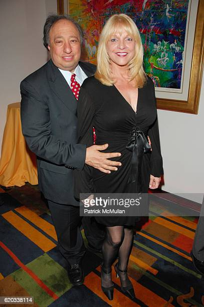 John Catsimatidis and Margo Catsimatidis attend CHERI KAUFMAN and friends celebrate Summer In The City at Le Cirque NYC on June 23 2008 in New York...