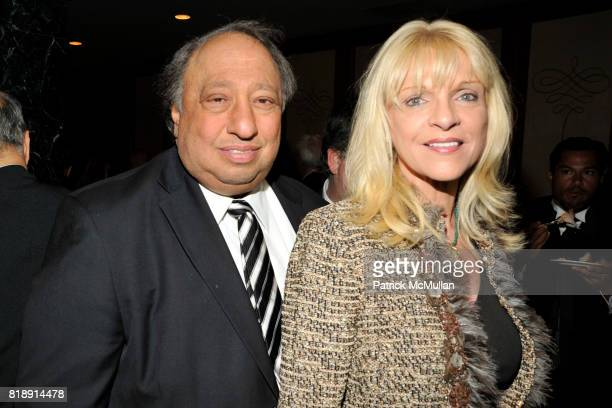 John Catsimatidis and Margo Catsimatidis attend FDNY Foundation Dinner Honoring LOUIS R CHENEVERT and FDNY USAR Team at New York Hilton on May 18th...