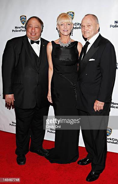 John Catsimatidis Margo Catsimatidis and New York City Police Commisioner Raymond Kelly attend the New York Police Foundation Annual Gala at The...