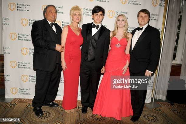 John Catsimatidis Margo Catsimatidis John Catsimatidis Jr Andrea Catsimatidis and Christopher Nixon Cox attend Bal du Printemps Gala Benefitting...