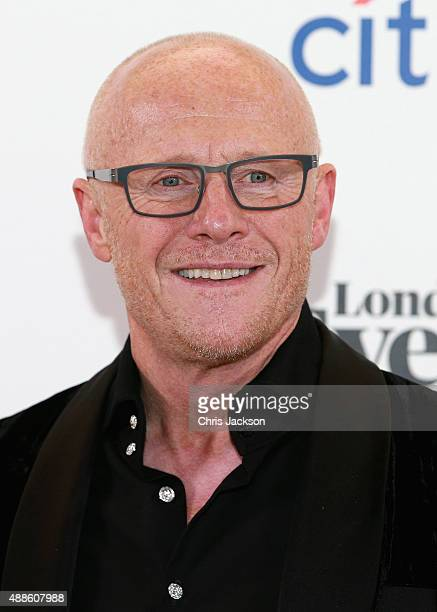 John Caudwell attends as the London Evening Standard Progress 1000 list is revealed at Canary Wharf Crossrail on September 16 2015 in London England