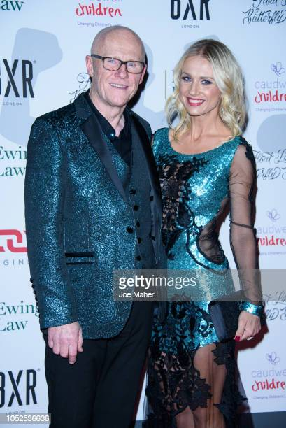 John Caudwell attends the 2018 Float Like A Butterfly Ball at The Grosvenor House Hotel on October 19 2018 in London England