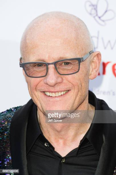 John Caudwell attends the Caudwell Children Butterfly Ball at Grosvenor House on May 25 2017 in London England
