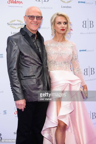 John Caudwell attends The Caudwell Children Butterfly Ball at Grosvenor House on June 14 2018 in London England