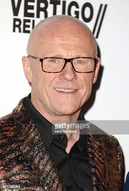 John Caudwell attends the UK premiere for 100 Streets on November 8 2016 in London United Kingdom