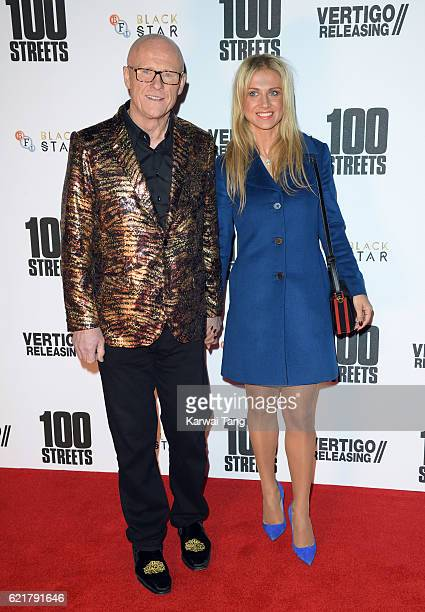 John Caudwell attends the UK premiere of 100 Streets on November 8 2016 at BFI Southbank in London United Kingdom