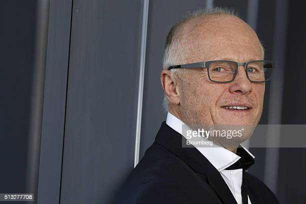 John Caudwell billionaire and founder of Phones4U Ltd poses for a photograph following a Bloomberg Television interview in London UK on Wednesday...