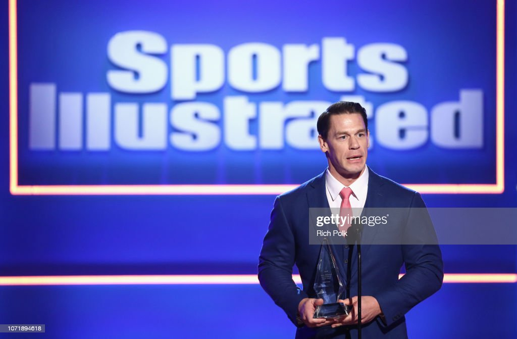 Sports Illustrated 2018 Sportsperson Of The Year Awards Show - Inside : News Photo