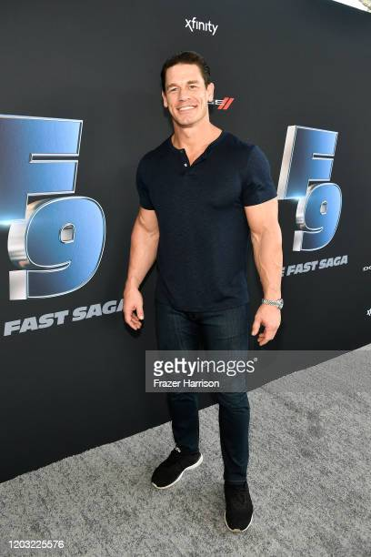 John Cena attends Universal Pictures Presents The Road To F9 Concert and Trailer Drop on January 31, 2020 in Miami, Florida.