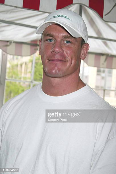John Cena during 12th Annual Kids for Kids Celebrity Carnival to Benefit the Elizabeth Glaser Pediatric AIDS Foundation Arrivals and Inside at...